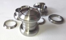 1Zoll A-head Titan Steuersatz titanium 1 inch headset chris yo eddy klein retro