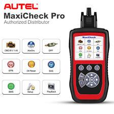 Autel Maxicheck Pro Automotive Diagnostic EPB DPF BMS SAS Airbag Oil Reset Tool