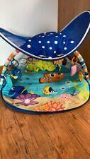 Disney Baby Finding Nemo Mr. Ray Ocean Lights Activity Gym