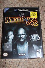 Wrestlemania X8 (Nintendo Gamecube) NEW Sealed