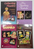 Jan Lindenberger Lot of 4 Paperback Books Garfield Rugrats Plastics Strawberry