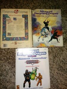 Tsr advanced dungeons dragons role-playing Books