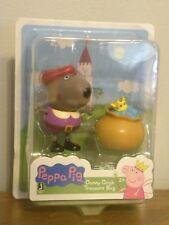 Peppa Pig New In Package Danny Dog Treasure Bag
