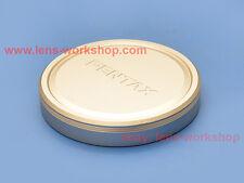 Original Used Pentax Metal Lens Cap for FA 43/1.9 77/1.8 Limited Titanium Color