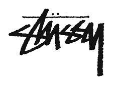Stussy Logo, Vinilo Autoadhesivo Con Coche Furgoneta portátil