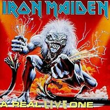 Iron Maiden A real live one (1993)  [CD]