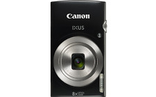 CANON IXUS 185 20.0 megapixels with 8x Optical Zoom with 16x ZoomPlus (Black)