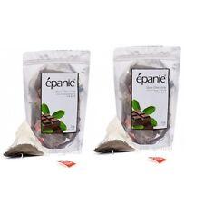 [Epanie] Mate Chocolate Natural Herbal Tea Caffeine-Free 20 Bags x 2 Set