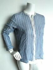 ATHE by VANESSA BRUNO casual cotton shirt size 38 UK10 --USED TWICE--long sleeve