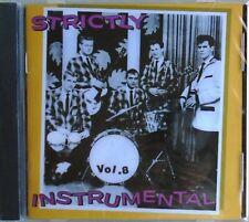 STRICTLY INSTRUMENTAL - CD - Vol. 8 - BRAND NEW
