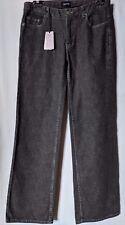 WOMEN'S JEANS PINGPONG WIDE LEG SIZE 12/30 LEG 33 NWT RRP $110.00 FREE POSTAGE