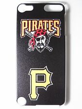 MLB Pittsburgh Pirates Apple iPod Touch iTouch 5/6th Plastic One-Piece Slim Case