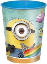 Despicable Me Minions Party Favour Supplies Plastic Souvenir Drinking Cup 470ml