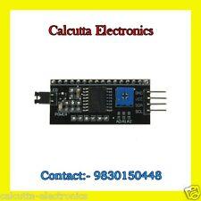 IIC/I2C/TWI/SPI Serial Interface Board Module Port For Arduino 1602 LCD Display