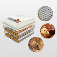 Fully Automatic Digital Egg Incubator 24 Eggs Poultry Chicken Duck Mini Hatcher