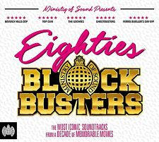 Ministry Of Sound - 80S Blockbusters (CD)