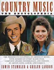 LARGE COFFEE TABLE BOOK DECOR Country Music Premier Encyclopedia