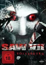 SAW VII - Vollendung FSK 18  DVD NEU
