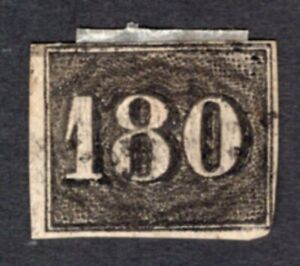 Brazil 1849 incomplete set Mi#16 used CV=75€