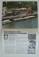 MANITOWOC Cranes 1985 dealer brochure - English - Canada