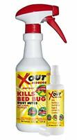 Xout Anti Bed Bug Spray, Kills Bed Bugs & Dust Mites, Eggs And Larva On Contact
