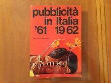 Pubblicità in Italia '61 1962 - Franco Grignani - Typography - Graphic Design