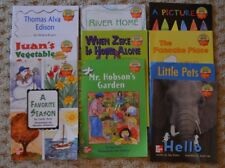 lot 10 Leveled Book Science~McGraw Hill~elementary early reader~garden~animal ++
