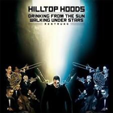 HILLTOP HOODS DRINKING FROM THE SUN WALKING UNDER STARS 2018 Reissue CD NEW