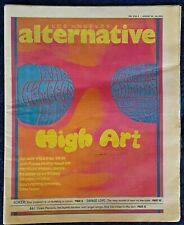 L.A. ALTERNATIVE HIGH ART -  32 PG MAGAZINE - JAN 20, 2006 - ROCK POSTER ARTISTS