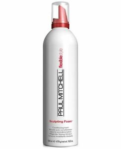 Paul Mitchell Sculpting Foam 16.9 oz Flexible Style  (pack of 2)