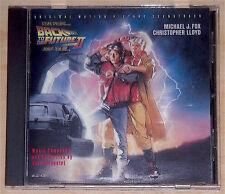 Back To The Future 2 ***Original Original Soundtrack CD / Alan Silvestri (RARE)