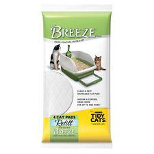 Purina® TIDY CATS Breeze Litter Box Cats Pads Refills 4 Per Pouch