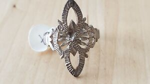 ANTIQUE,VINTAGE STERLING SILVER 925 RING, size 7--- 2.8 grams, USA
