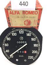 Tachometer Alfa Romeo Alfetta Typ 116 [440]