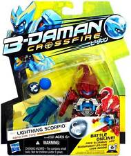 Lightning Scorpio BD-14 Rapid-Fire Type - B-DAMAN Crossfire Manga Marble