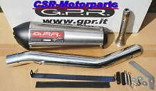 Suzuki GSF Bandit 650 600 GPR Auspuff Endtopf Schalldämpfer TITAN mit ABE NEU