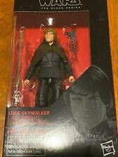 Hasbro Star Wars Black Series Luke Skywalker Chevalier Jedi