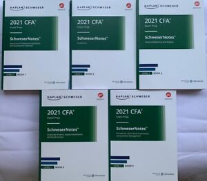 2021 CFA Level 1 (Level I) Study Materials | NEW | SAME DAY Dispatch