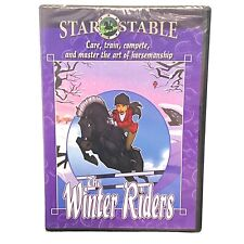 Star Stable The Winter Riders Windows XP -PC DVD-Rom Game - Factory Sealed