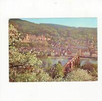 AK Ansichtskarte Heidelberg / im Frühlingszauber - 1970