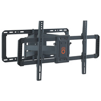 "ECHOGEAR Full Motion TV Mount for 42""-80"" TVs - Install On 16"" or 24"" Studs"