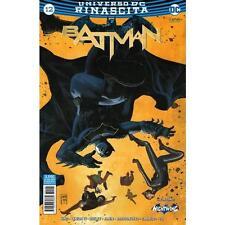 BATMAN RINASCITA 12 - DC COMICS - BATMAN 125 - RW LION ITALIANO - NUOVO
