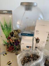 30 Litre biorb aquarium Fish Tank Complete Tropical Set Up