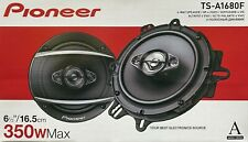 "NEW Pioneer TS-A1680F 6-1/2"" 2-Way Car Audio Speakers 6.5"" (1 PAIR)"