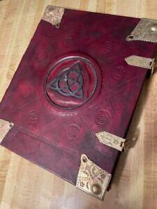 Charmed Reboot Vera Book of Shadows full replica (Handmade Replicas)