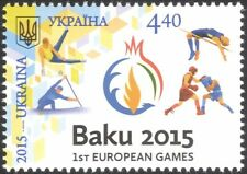 Ukraine 2015 European Games/Sport/Boxing/Canoeing/Athletics/Gymnastics 1v n44555