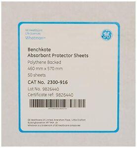 BENCH PROTECTOR BENCHKOTE 46X57CM PK50