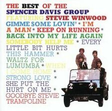 Spencer Davis Group - The Best Of (NEW CD)