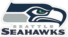 "Seattle Seahawks NFL Football wall decor sticker, Large vinyl decal 14""x 8"""