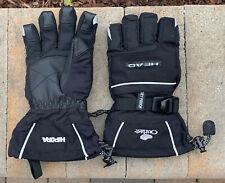 Head Outlast Ski Gloves Breathable Waterproof Drawstring Dry Pouch Women/'s L